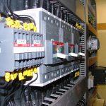 Elektros automatikos spintų Gamyba ir Remontas pagal individualų projektą, TŪB GEPA