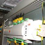 Automatinio rezervo įjungimo skydų Gamyba pagal individualų projektą, TŪB GEPA